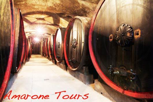 amarone ageing barrels