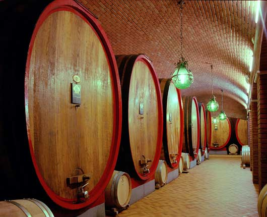 Traditional Old Fashioned Wineries