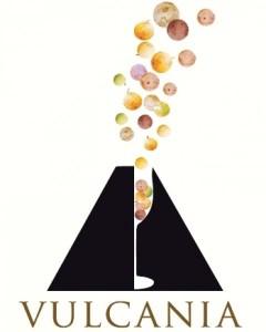Vulcania wines logo