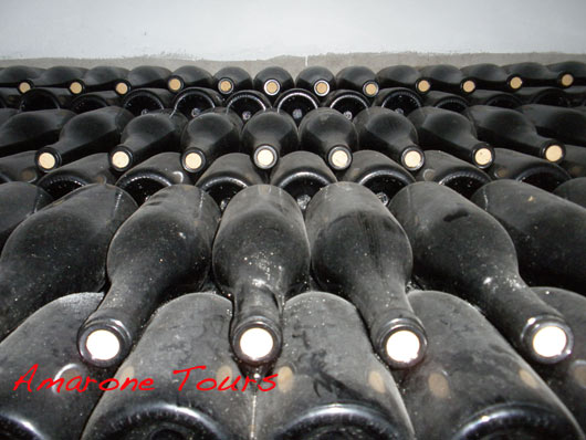 amarone bottle ageing