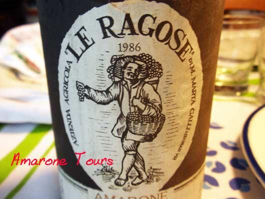 Amarone Le Ragose 1986