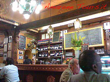 One of Verona oldest wine bar and restaurant.