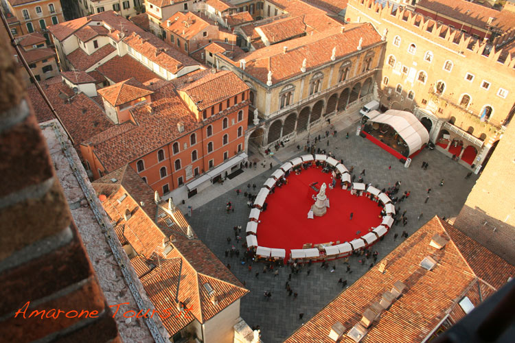Valentine's day in Verona