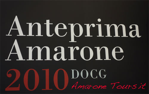 Anteprima Amarone (Amarone Preview) 2010