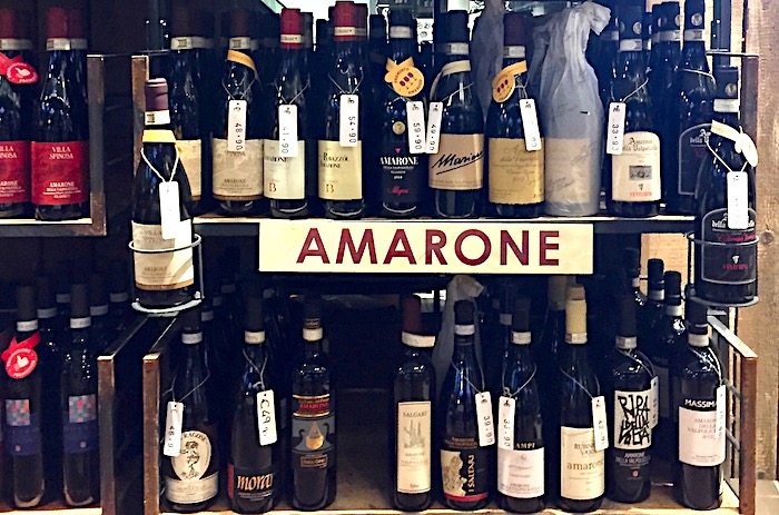 amarone shelf