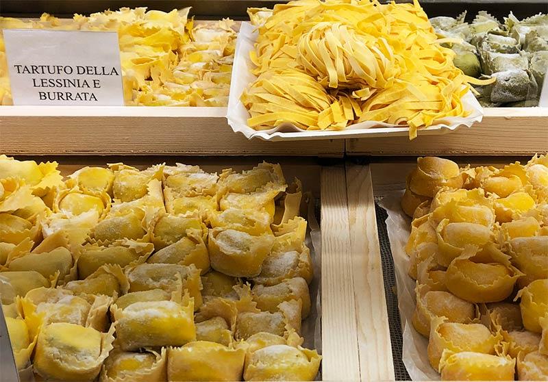 Tortellini, typical Verona stuffed pasta